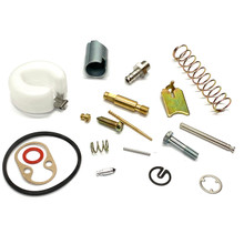 Large Rebuild Kit w/ Float for Bing Round 12mm Carburetors