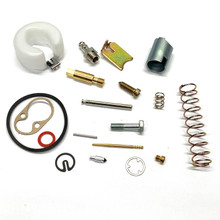 Large Rebuild Kit w/ Float for Bing Round 15mm Carburetors