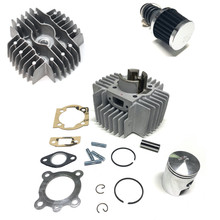 Puch 50cc Refresher Cylinder , Head & Air Filter