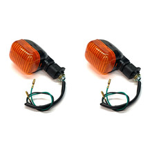 Universal Tomos Style Turn Signal - Carbon Fiber - Set of 2