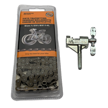 Pedal Chain w/ Breaker for Puch Mopeds