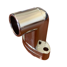 Dellorto PHBG Square Port Intake for Puch Mopeds