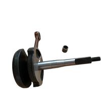 Crankshaft for Vespa Piaggio Mopeds - 10 Pin