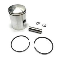 Stock Bore 38.2mm Piston for Vespa Piaggio Mopeds - 10mm Wrist Pin