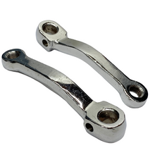 Chrome Pedal Arms for Vespa Piaggio Mopeds