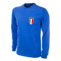 Italy 1970's Long Sleeve Retro Home Shirt