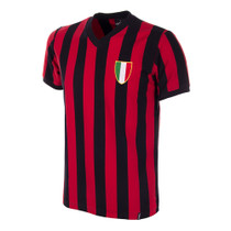 Milan 1960's Short Sleeve Retro Shirt 100% cotton