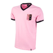 Palermo 1970's Short Sleeve Retro Shirt 100% cotton
