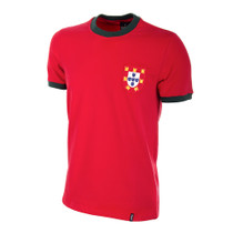 Retro Football Shirts - Portugal Home Jersey 1960's - COPA 206