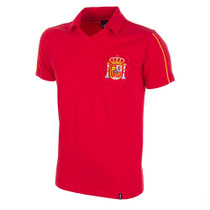 Spain 1980's Short Sleeve Retro Shirt 100% cotton
