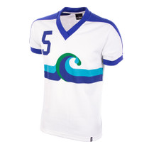 Retro Football Shirts - California Surf Away Jersey 1980 - NASL - COPA 414