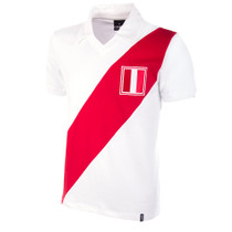 Retro Football Shirts - Peru Home Jersey 1970's - COPA 440