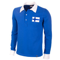 Retro Football Shirts - Finland Home Jersey 1955 - COPA 447