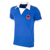 Retro Football Shirts - Yugoslavia Home Jersey 1980's - COPA 455