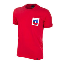 Retro Football Shirts - Chile Home Jersey WC 1974 - COPA 521