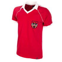 Retro Football Shirts - Austria Away Jersey 1982 WC - COPA 525