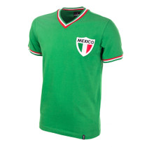 Retro Football Shirts - Mexico Home Jersey 1980's - COPA 545