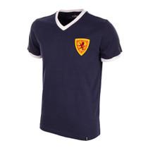 Scotland 1960's Short Sleeve Retro Shirt 100% cotton