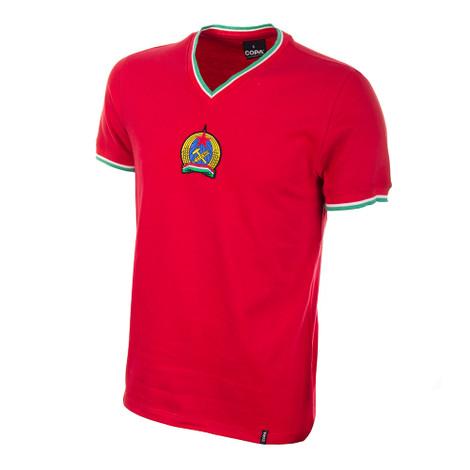Hungary 1970's Short Sleeve Retro Shirt 100% cotton