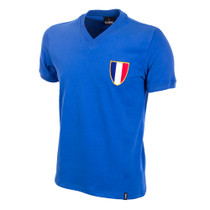 Retro Football Shirts - France Home Jersey 1968 - COPA 568
