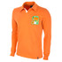 Ivory Coast 1980's Long Sleeve Retro Shirt 100% cotton