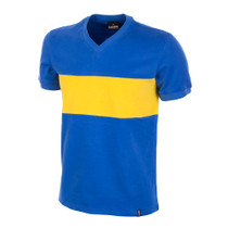 Retro Football Shirts - Boca Juniors Home Jersey 1960's - COPA 587