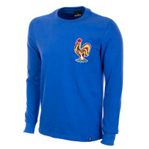 Retro Football Shirts - France Home Jersey 1970's - COPA 592