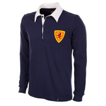 Retro Football Shirts - Scotland Home Jersey 1950's - COPA 593