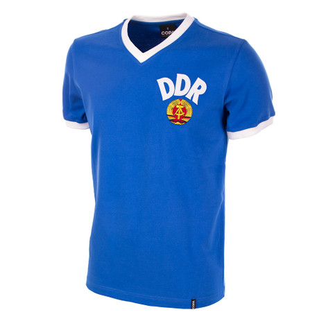 Retro Football Shirts - East Germany DDR Home Shirt WC 1974 - COPA 623