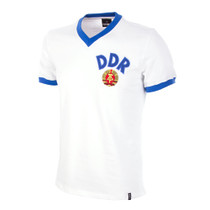 Retro Football Shirts - East Germany DDR Away Shirt WC 1974 - COPA 624