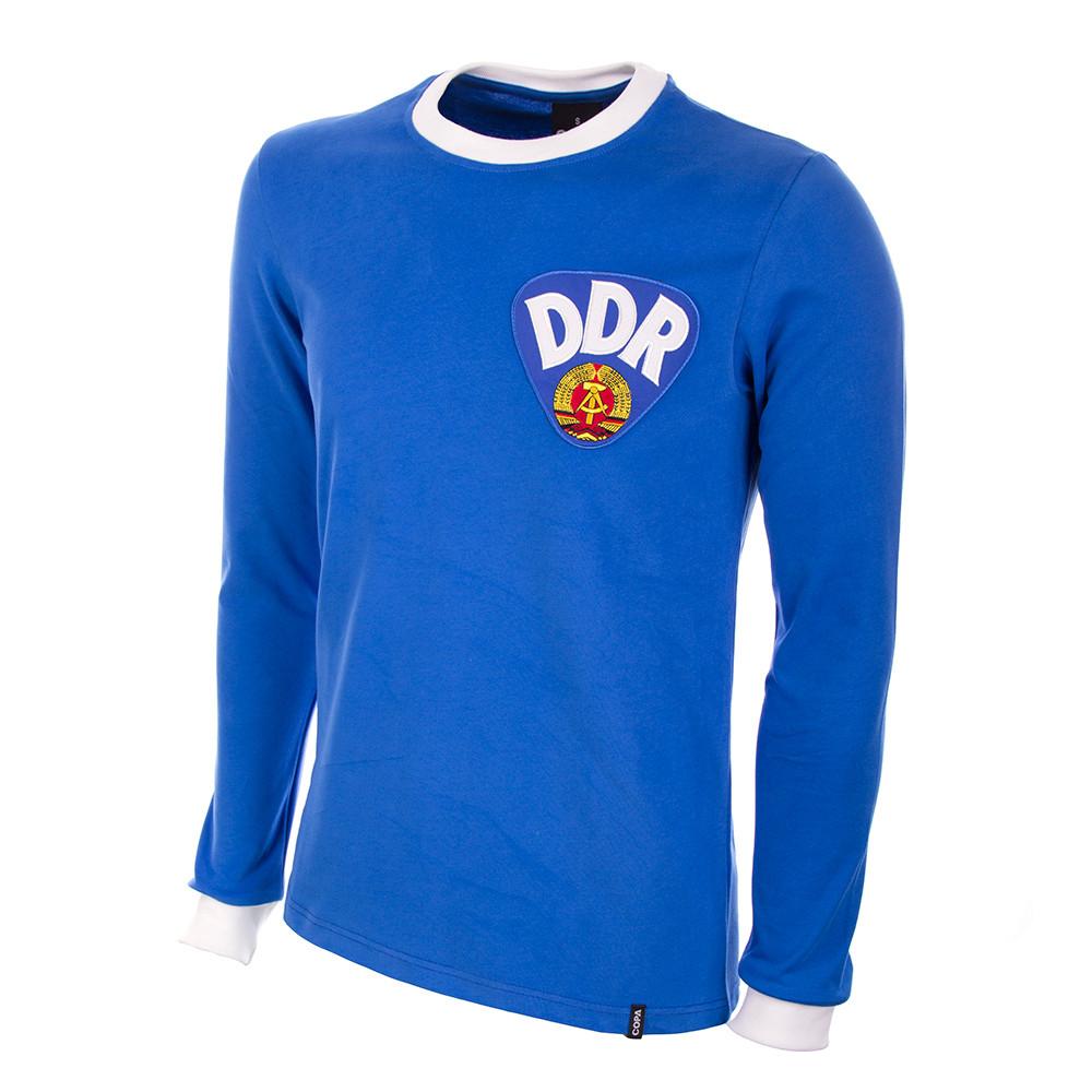 75a744bab DDR 1970 s Long Sleeve Retro Shirt 100% cotton