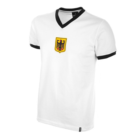 Germany 1970's Short Sleeve Retro Shirt 100% cotton