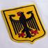 Retro Football Shirts - West Germany Home Shirt 1970's - COPA 629