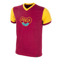 Retro Football Shirts - Dukla Prague Home Jersey 1960's - COPA 658