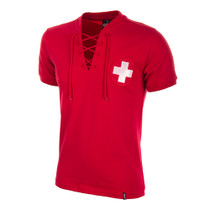 Retro Football Shirts - Switzerland Home Jersey 1954 WC - COPA 664