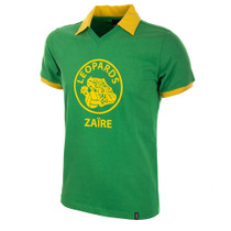 Retro Football Shirts - Zaire Home Jersey 1974 WC - COPA 682