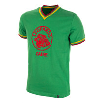 Zaïre WC 1974 Qualification Retro Shirt