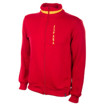 Retro Football Jackets - Spain Tracksuit Top 1978 - COPA 819