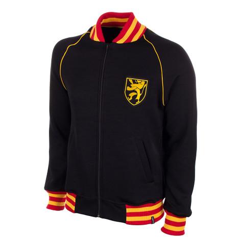 Belgium 1960's Retro Jacket polyester / cotton