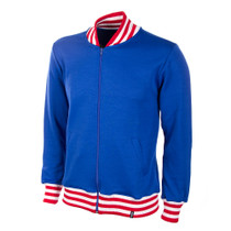 Retro Football Jackets - England Tracksuit Top 1966 - COPA 856