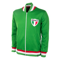 Retro Football Jackets - Mexico Tracksuit Top 1970's - COPA 864