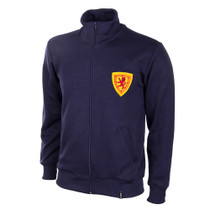 Retro Football Jackets - Scotland Tracksuit Top 1970's - COPA 869