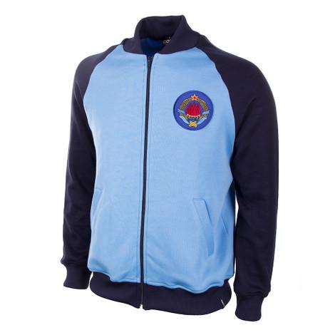 Yugoslavia 1980's Retro Jacket polyester / cotton
