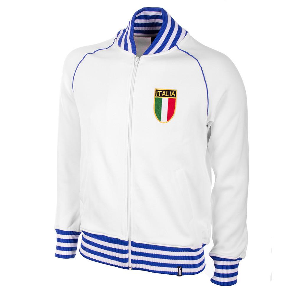 b169a119a24 Italy 1982 Retro Jacket polyester / cotton