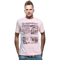 Football Fashion - Gazzetta Della Copa T-Shirt - COPA 6363