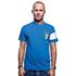 Italy Capitano T-Shirt // Blue 100% cotton