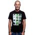 Famous Haircuts T-Shirt // Black 100% cotton
