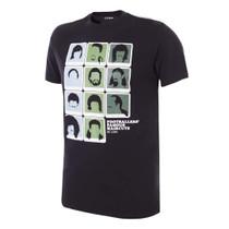 Football Fashion - Famous Haircuts T-Shirt - Black - 6528