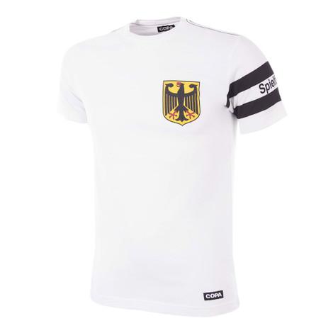 Retro Football Shirts - Germany Spielführer T-Shirt - COPA 6542