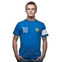 Retro Football Shirts - France Capitaine T-Shirt - COPA 6554